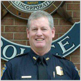 Chief Mike Stewart, Scituate Police Department