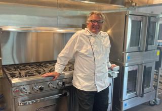 Chef Fred Willette