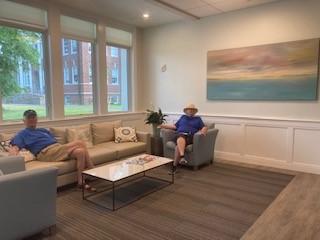 Senior Center Lobby