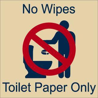 No Wipes